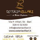 OSTERIA VILLARI