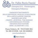 DR. FABIO BORIS DANISI