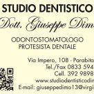 STUDIO DENTISTICO DOTT. GIUSEPPE DIMO