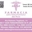 FARMACIA SAN FERDINANDO DOTT. PORZIO