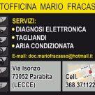 MARIO FRACASSO