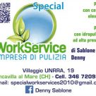 SPECIAL WORKSERVICE