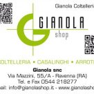 GIANOLA SHOP