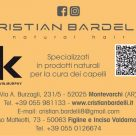 CRISTIAN BARDELLI NATURAL HAIR
