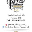 BORDERLINE TATTOO FIDENZA INK