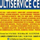 CAF MULTISERVICE CERTOSA