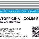 AUTOFFICINA - GOMMISTA AMOROSI STEFANO