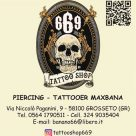 669 TATTOO SHOP
