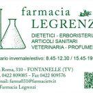 FARMACIA LEGRENZI