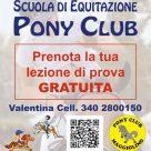 IPPICA ALESSANDRINA - SCUOLA DI EQUITAZIONE PONY CLUB