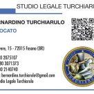STUDIO LEGALE TURCHIARULO