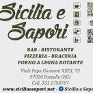SICILIA E SAPORI