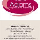 CERAMICHE ADAMS