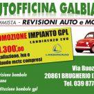 AUTOFFICINA GALBIATI