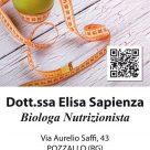 DOTT.SSA ELISA SAPIENZA