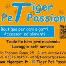 TIGER PET PASSION