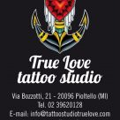 TRUE LOVE TATTOO STUDIO