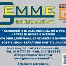 GEMME SERRAMENTI