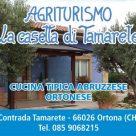 AGRITURISMO LA CASETTA DI TAMARETE