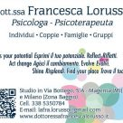 DOTT.SSA FRANCESCA LORUSSO