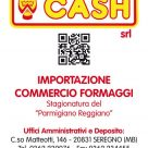 REAL FORMAGGI CASH