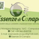 ESSENZE DI CANAPA