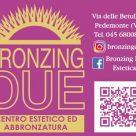 BRONZING DUE