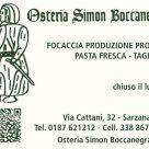 OSTERIA SIMON BOCCANEGRA
