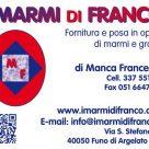 I MARMI DI FRANCO