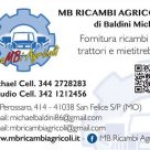 MB RICAMBI AGRICOLI