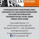 L.G.T. COSTRUZIONI