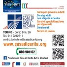 FONDAZIONE CASA DI CARITÀ ARTI E MESTIERI
