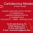 CARTOTECNICA MODERNA