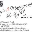 SOFIA & MARIAROSARIA HAIR STYLIST