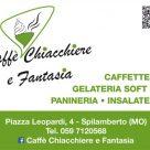 CAFFÈ CHIACCHERE E FANTASIA