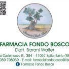 FARMACIA FONDO BOSCO