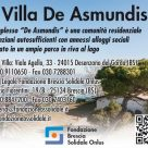 VILLA DE ASMUNDIS - FONDAZIONE BRESCIA SOLIDALE ONLUS