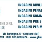 G.B. INVESTIGAZIONI