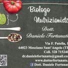 DOTT. DANIELE FORTUNATO