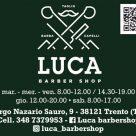 LUCA BARBER SHOP