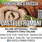 CASTELLI ROMANI