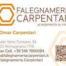 FALEGNAMERIA CARPENTARI
