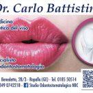 DR. CARLO BATTISTINI