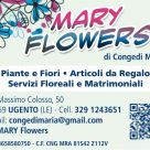 MARY FLOWERS