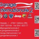 GARAGE INTERNAZIONALE 2