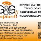 G&G IMPIANTI