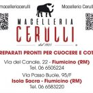 MACELLERIA CERULLI