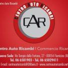 CAR - CENTRO AUTO RICAMBI