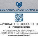MECCANICA VALCHIAMPO