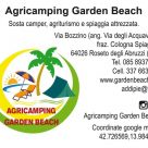 AGRICAMPING GARDEN BEACH